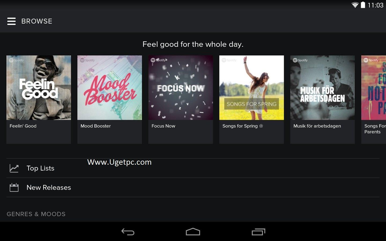 Spotify-Music-APK-Ugetpc