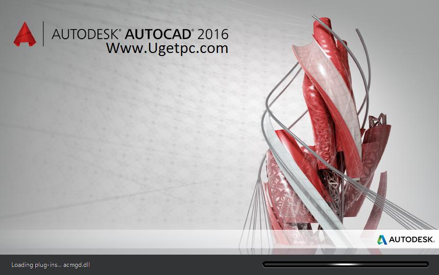 Autocad 2016 Crack-cover-ugetpc