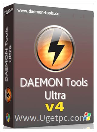 DAEMON Tools Ultra-Ugetpc