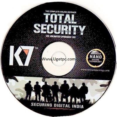 K7 Total Security-ugetpc