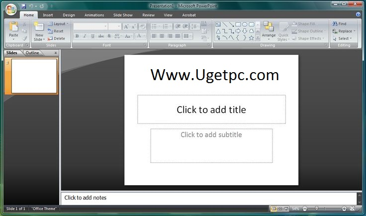 Microsoft-Office-2007-cod-Ugetpc