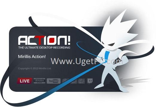 Mirillis Action-ugetpc