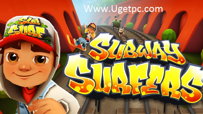 Subway Surfers Game-cover-ugetpc