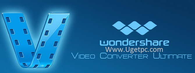 Wondershare Video Converter Ultimate-ugetpc