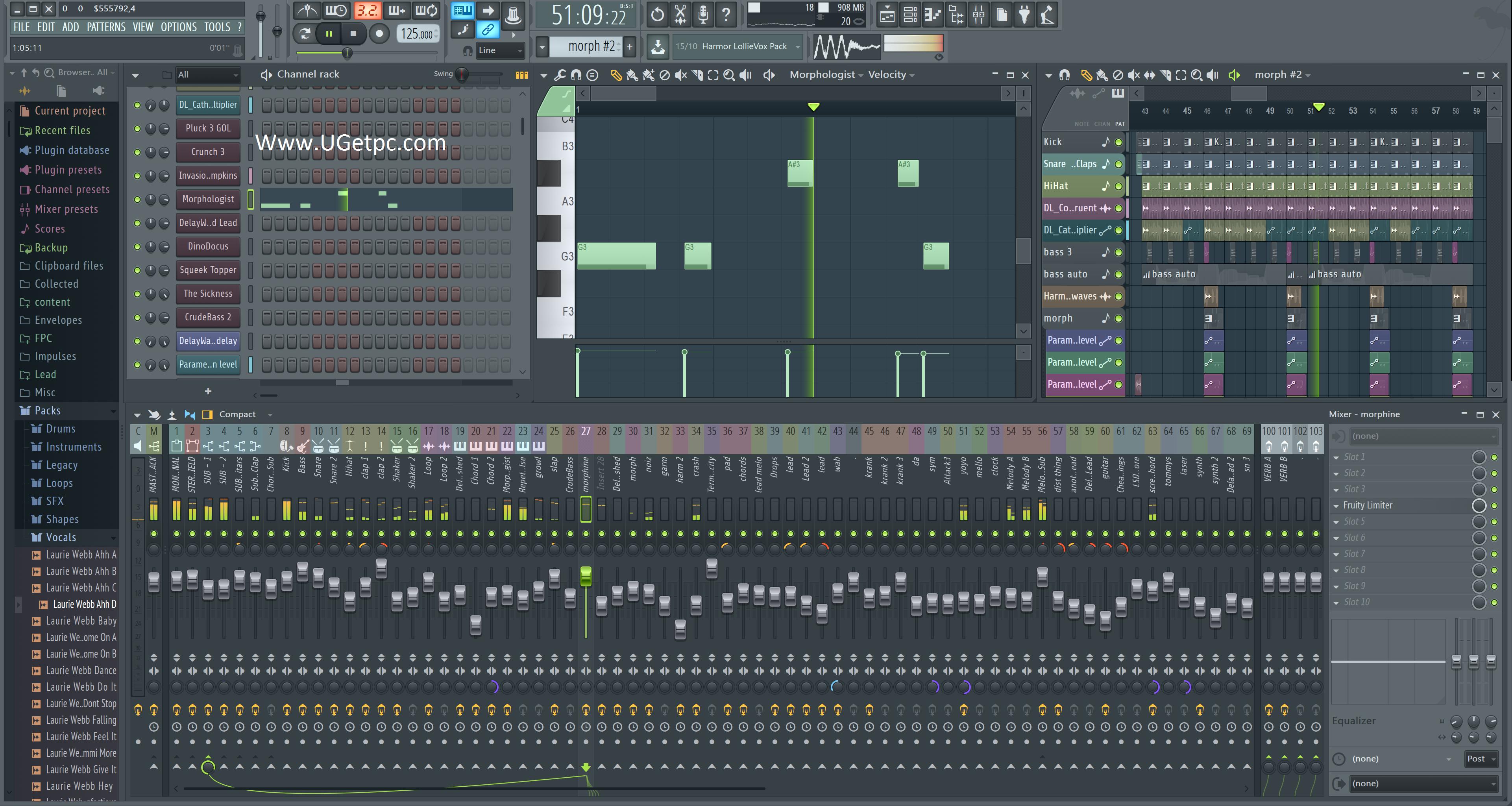 FL Studio-12-Crack-cod-UGetpc
