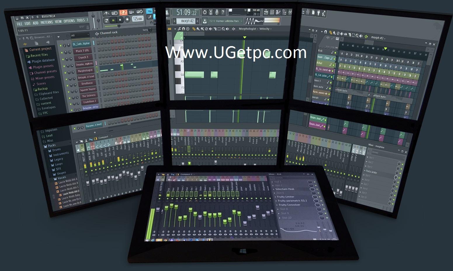 FL Studio-12-Crack-code-Ugetpc