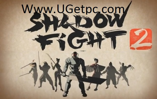 Shadow Fight 2 Apk-cover-ugetpc