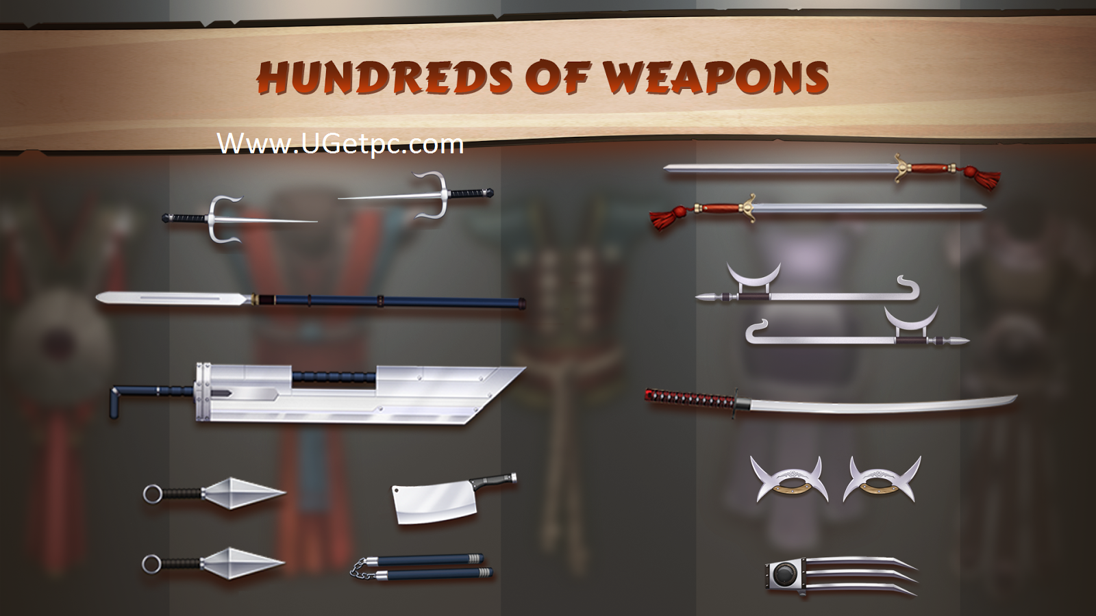 Shadow-Fight-2-Apk-weapon-Ugetpc
