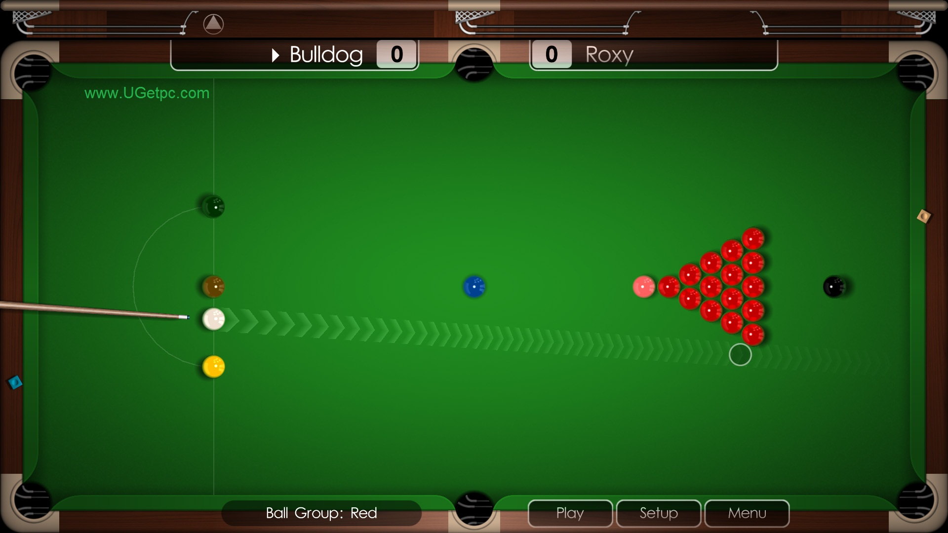 A game of billiards leads to some hardcore fucking 5