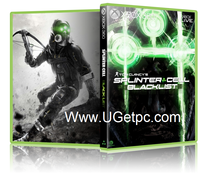 Splinter Cell Blacklist-cover-UGetpc