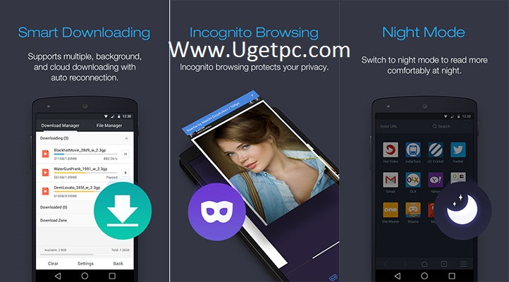 UC Browser APK Download-pic-CrackSoftPC