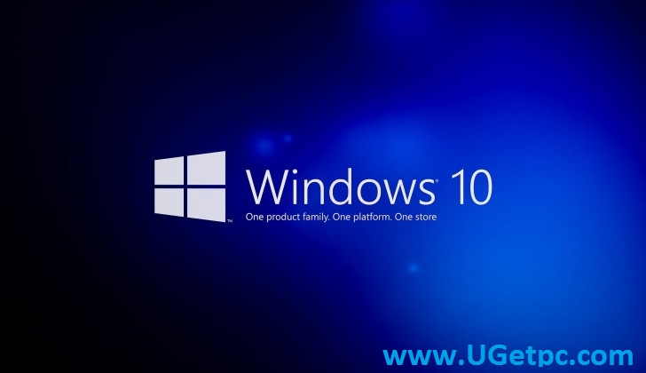 Windows 10 Pro -imgo-UGetpc
