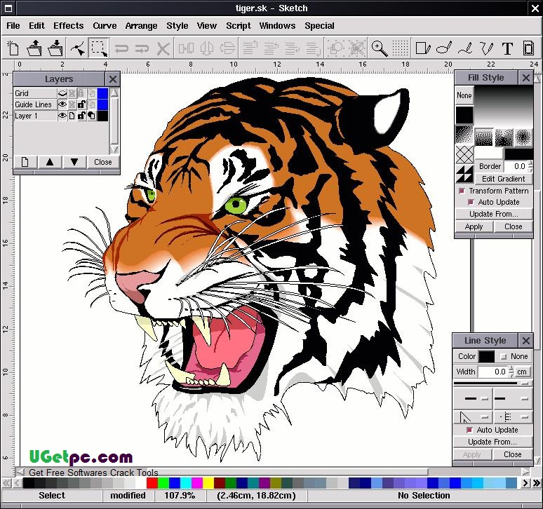 Download-Corel-Draw-X5-creat-design-UGetpc