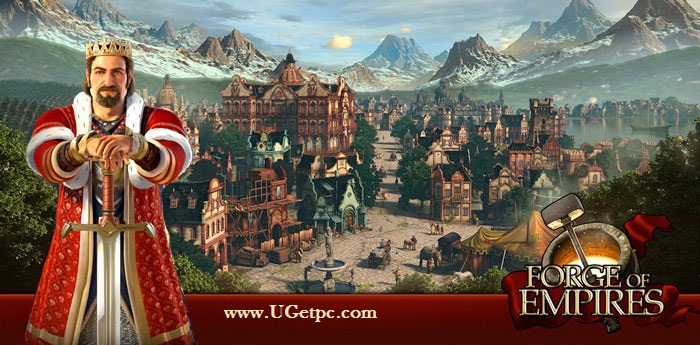 Forge Of Empires-logo-UGetpc