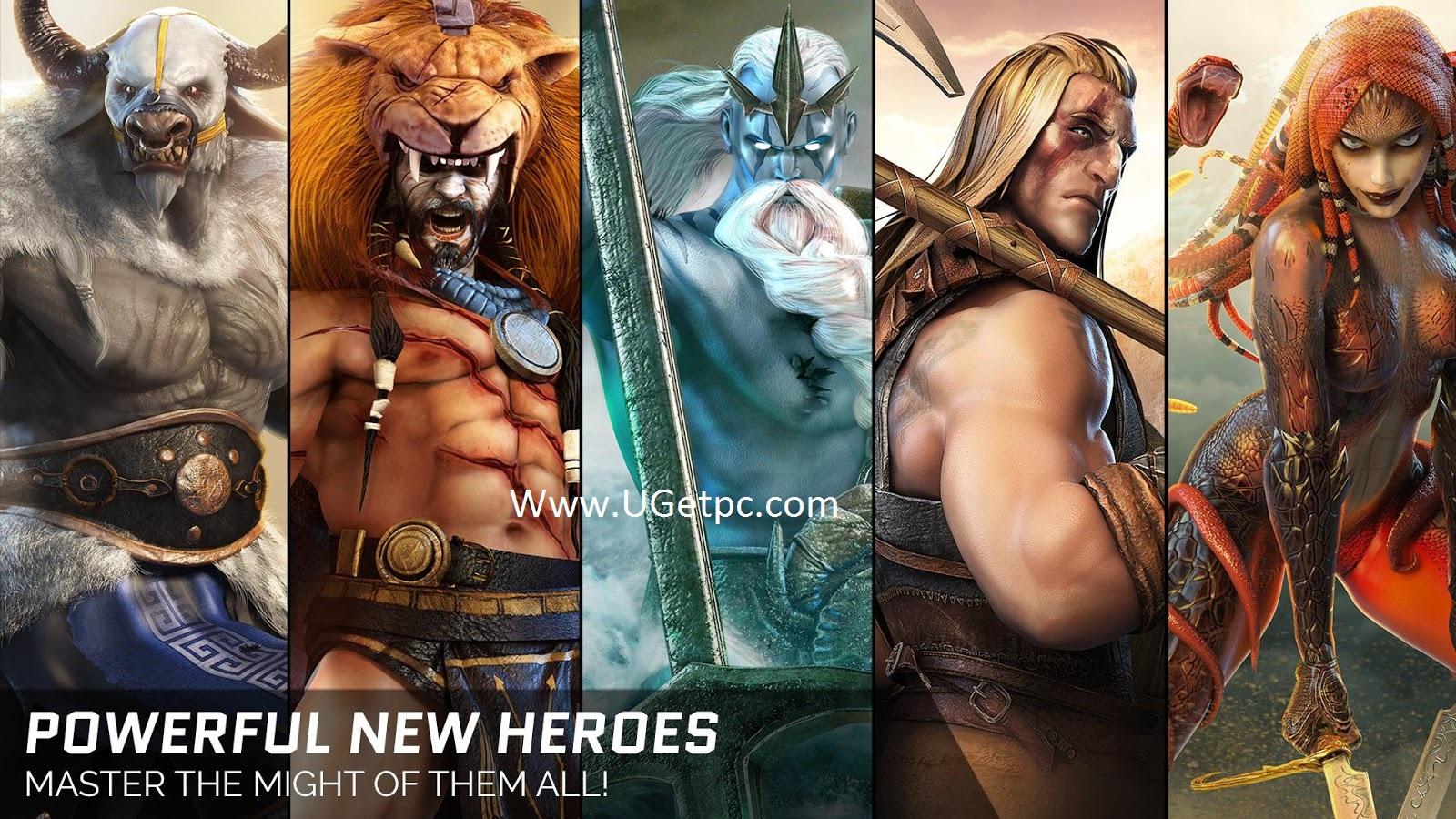 Gods-of-Rome-Heros-UGetpc