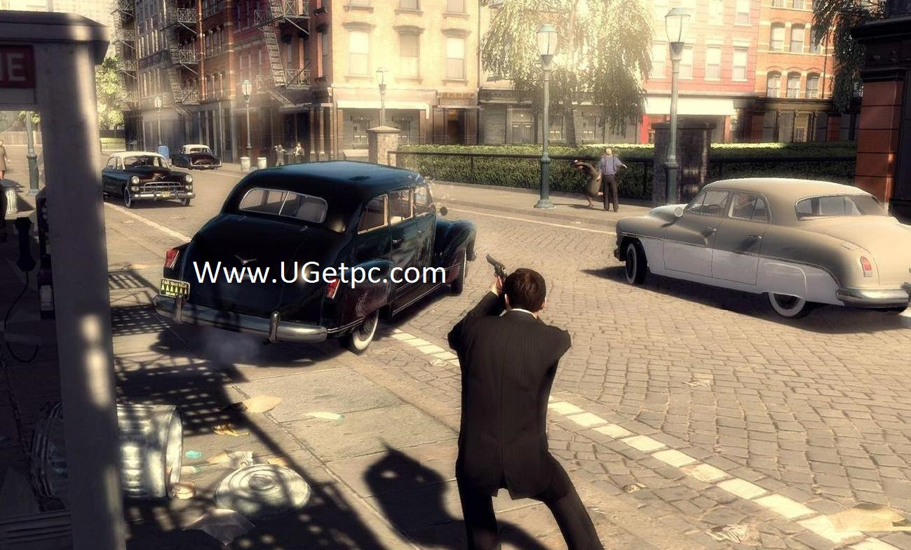 Mafia-II-Crack-Gun-UGetpc