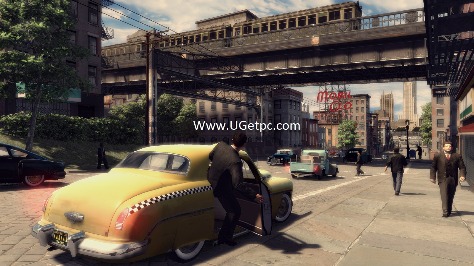Mafia-II-Crack-car-UGetpc