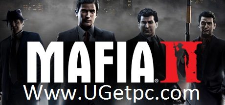 Mafia 2 Crack-cover-Ugetpc