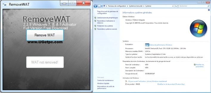 removewat 2.2.9 windows 8 and 10 activator free download