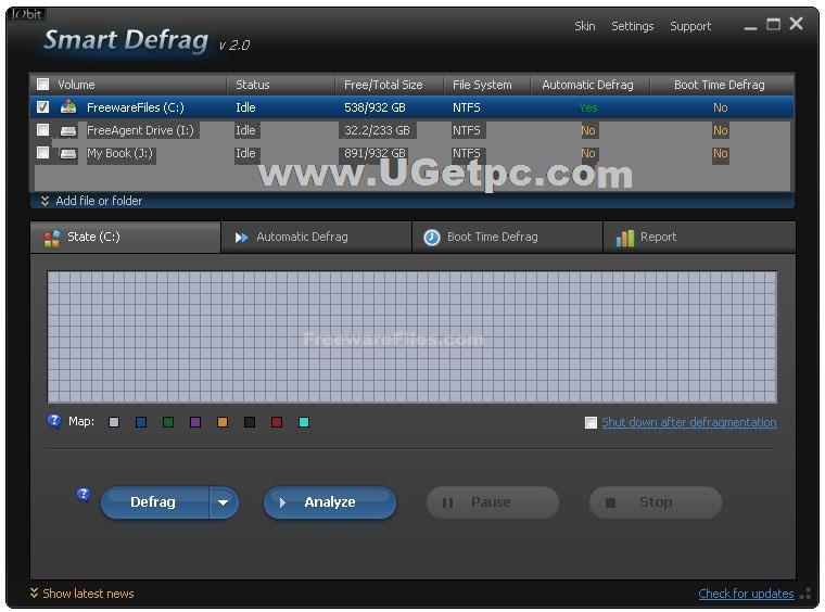download smart defrag + crack