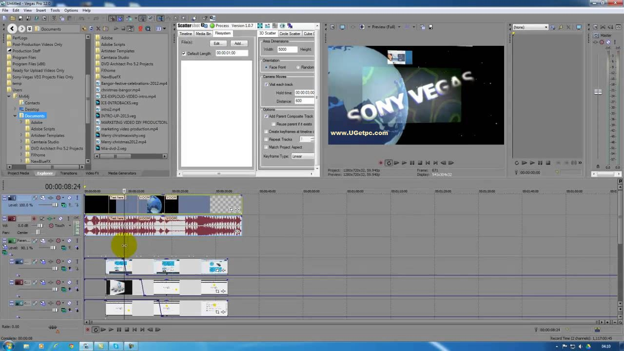 sony vegas crack 13
