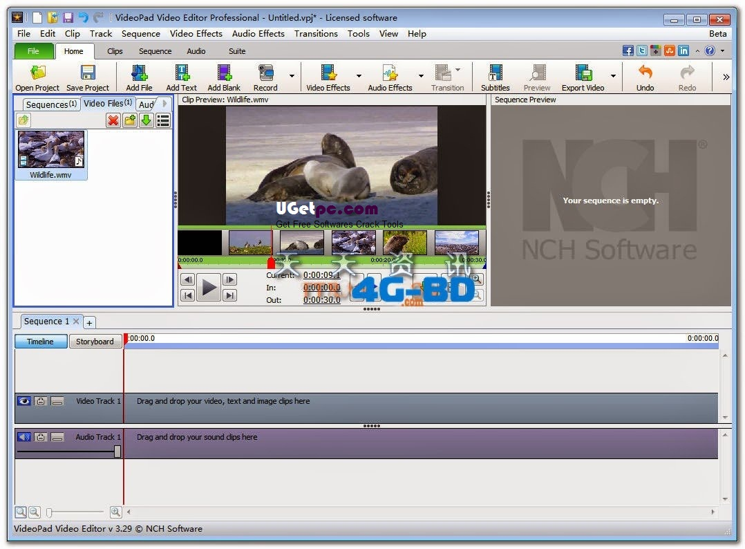 VideoPad-Video-Editor-pic-UGetpc
