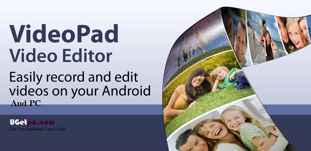 VideoPad Video Editor-pic-UGetpc