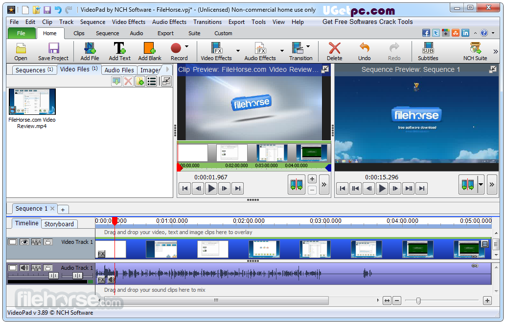 VideoPad-Video-Editor-pic2-UGetpc