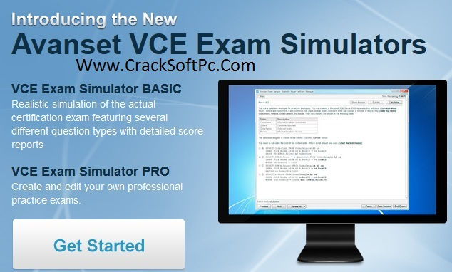 VCE Exam Simulator Archives