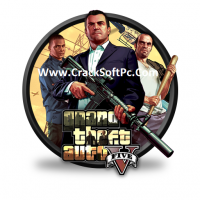 Grand Theft Auto V Game Free Download !