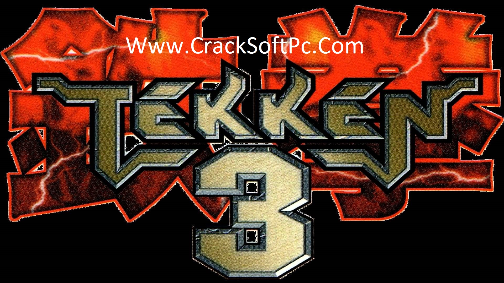 Tekken 3 Game-Download-Cover-CrackSoftPC