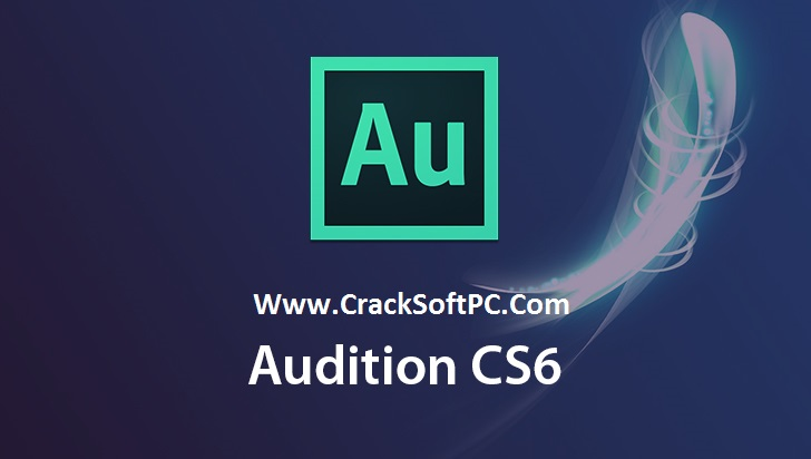 Adobe Audition CS6 Crack-cover-cracksoftpc
