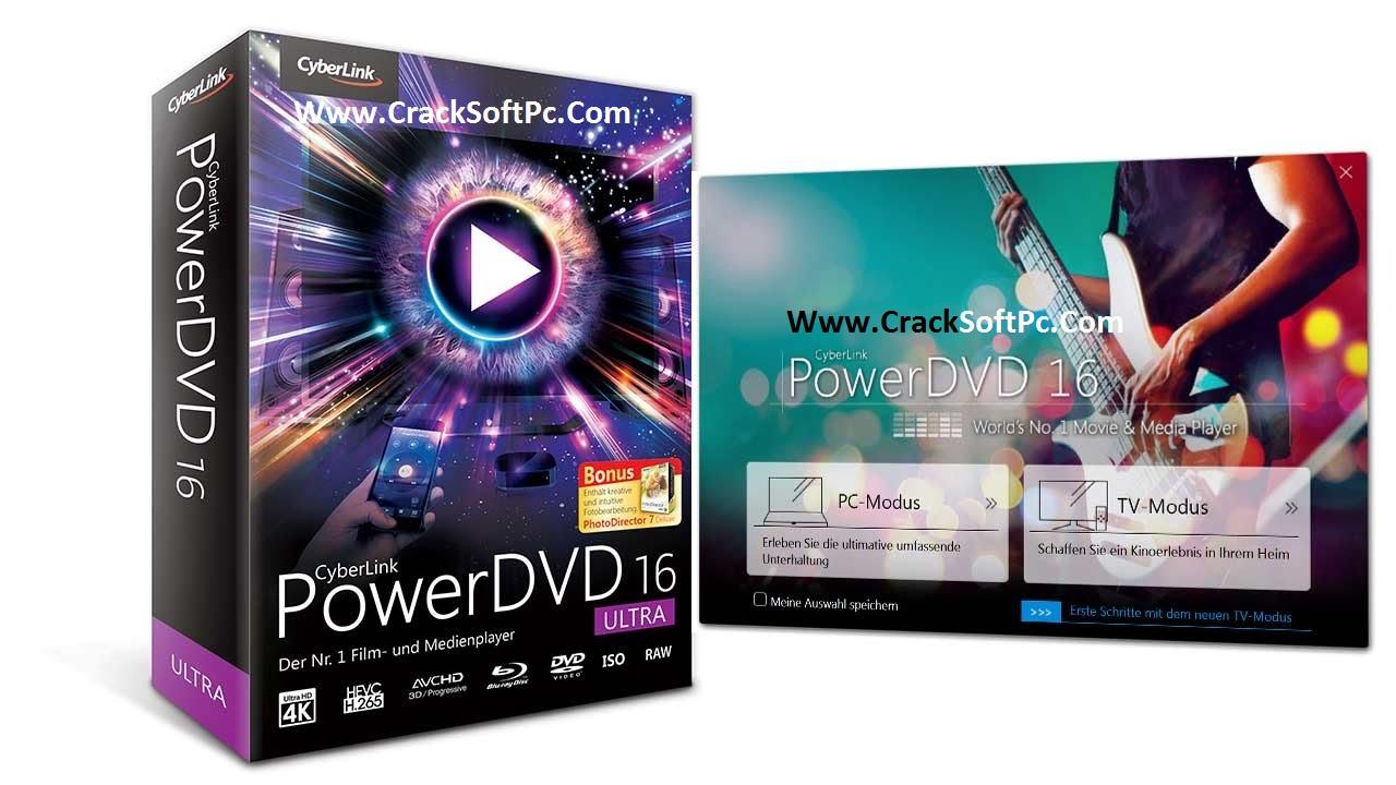 crack powerdvd 16