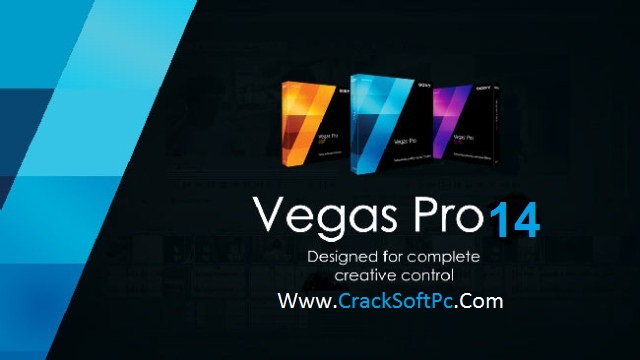 Sony Vegas Pro 14 Crack-cover-cracksoftpc