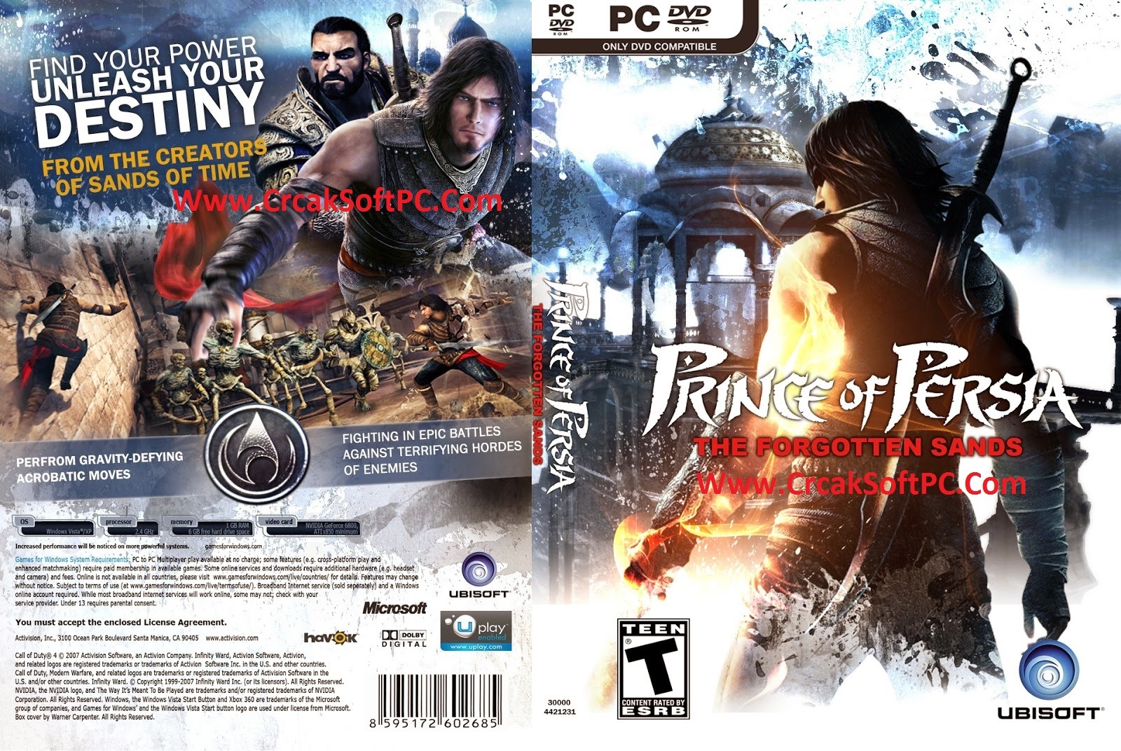 Download Prince Of Persia Forgotten Sands Generatorcamping S Blog