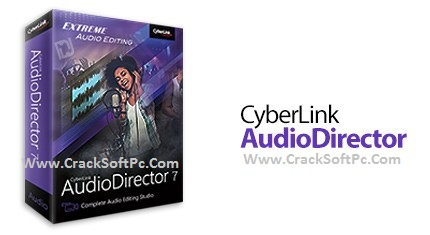 Cyberlink Audiodirector Ultra 7.0.7110 Crack-cover-cracksoftpc