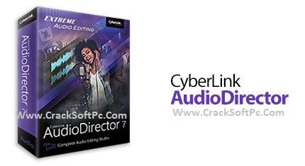 Cyberlink Audiodirector Ultra 7.0.7110 Crack-cover-cracksoftpc