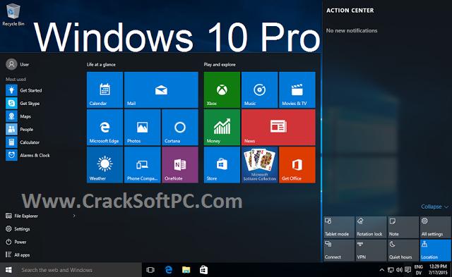 Windows 10 Pro Product Key Generator 2016-cover-cracksoftpc