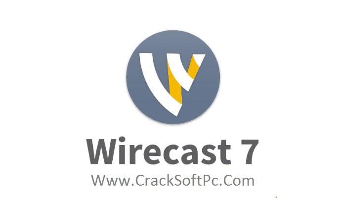 wirecast 7 Crack Plus Serial Number-cover-cracksoftpc