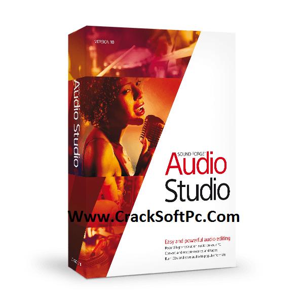 MAGIX Sound Forge Audio Studio 10.0 Crack-cover-cracksoftpc