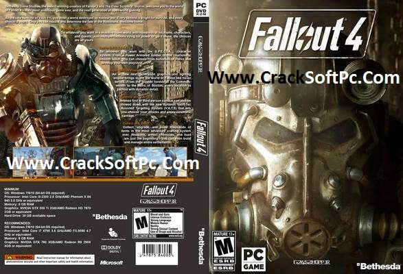 Fallout 4 Game Download-For-Pc-Cover-CrackSoftPC