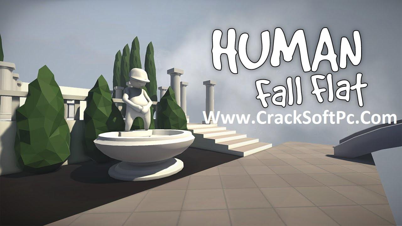 Human Fall Flat Download Cover-CrackSoftPc