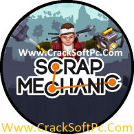 Scrap Mechanic Free Download PC Game [Full Version] Is Here !