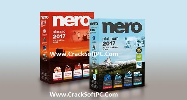NERO 7 Serial Number 2017 Crack Cover-CrackSoftPC