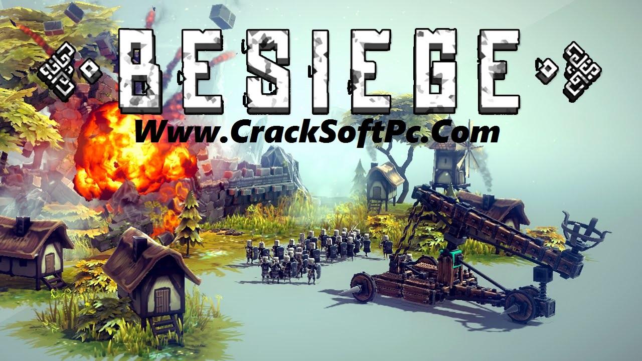 Besiege Free Download-Cover-CrackSoftPC