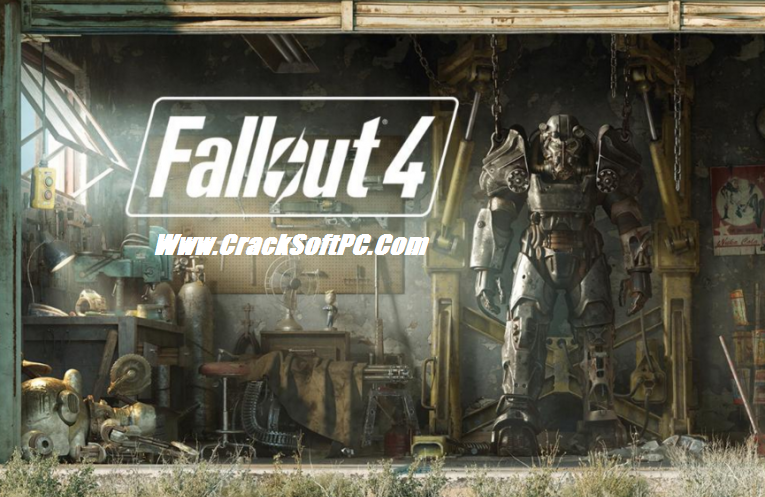Fallout 4 Free Download-Cover-CrackSoftPc