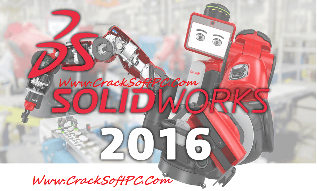 Solidworks 2016 Download With Crack-Cover-CrackSoftPC