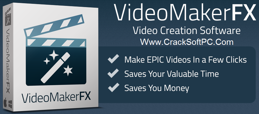 VideoMakerfx Free Download With Crack-Cover-CrackSoftPC