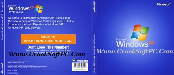 Windows XP Product Key List-Cover-CrackSoftPC