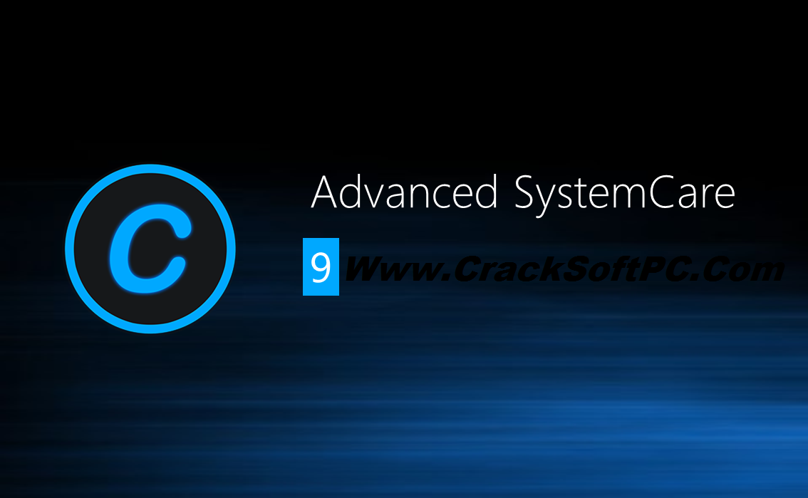 Advanced SystemCare 9 Key Free Download-Cover-CrackSoftPC